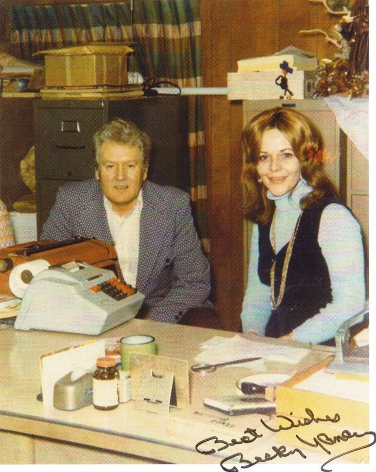 Elvis Presley's Personal Secretary, Becky Yancy, Signed Photo