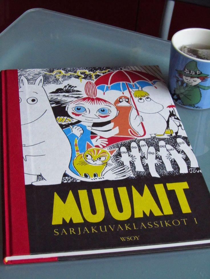 Tove Jansson: Muumit - Sarjakuvaklassikot I