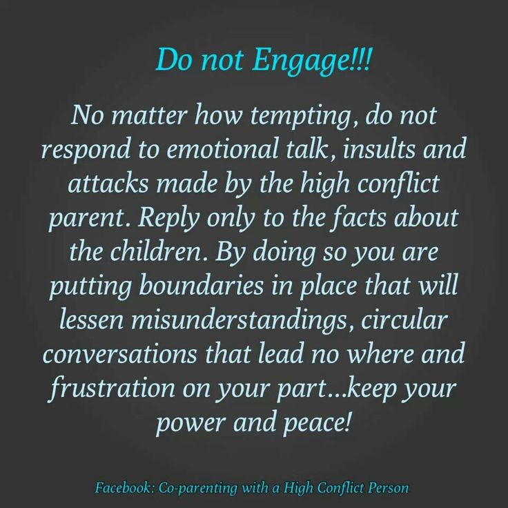 Don't engage.. Narcissistic Abuse Recovery