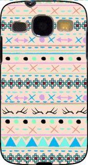 coque Pattern Aztec Hiver pour Samsung Galaxy Core Plus G3500