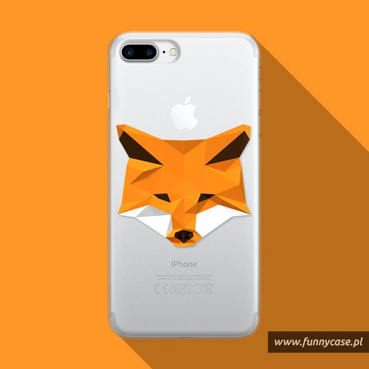 #lis #fox #graphicdesign #accessories #funnycase #case #etui #phone #project