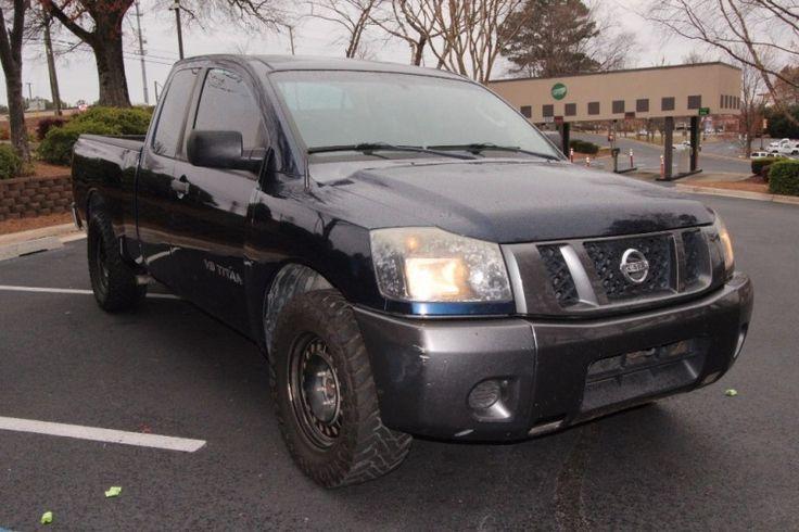 2008 Nissan Titan $8499 http://www.GEORGIALUXURYMOTOR.COM/inventory/view/9804407