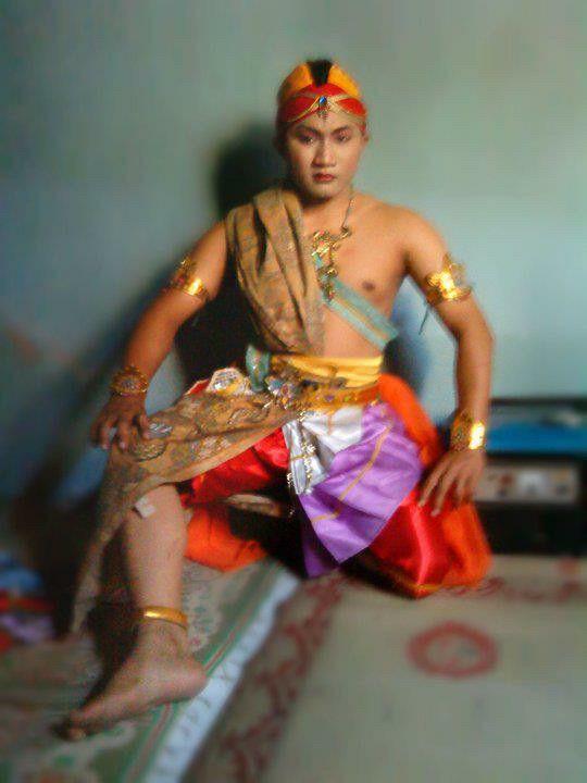 Pentas bersama Krido Kudho Prajonggo