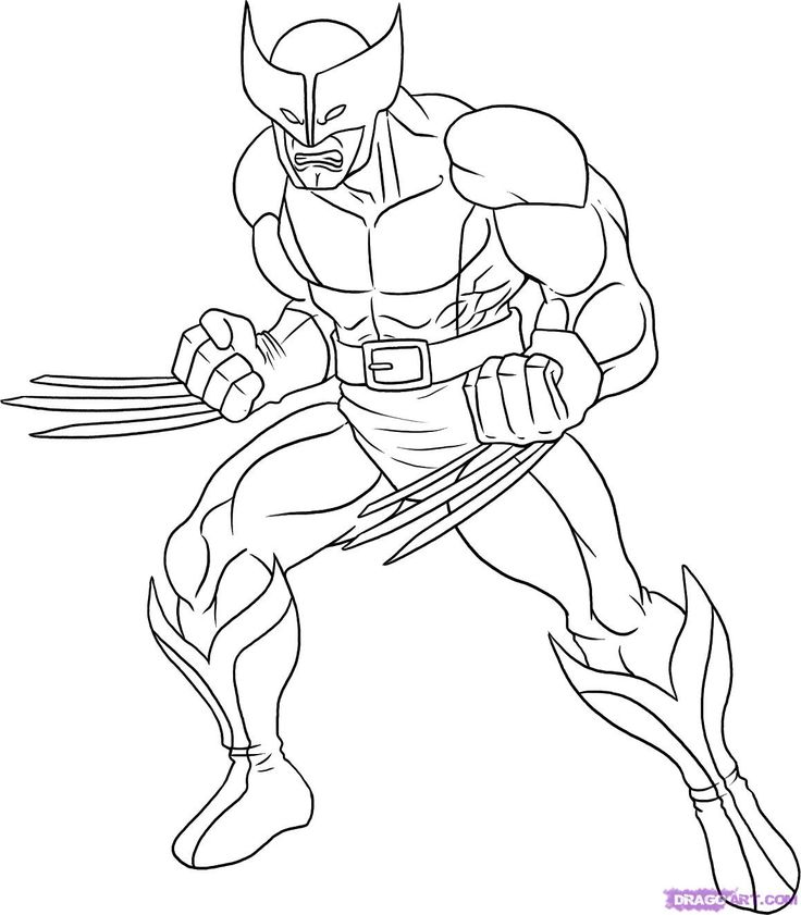 71 best Super heros images on Pinterest Coloring sheets