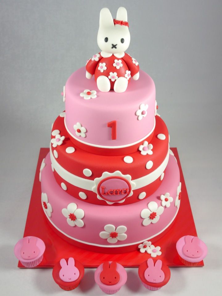 Kindertaarten galerij   Annica's cakes