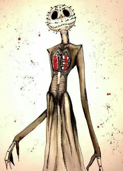 Jack as Pinhead