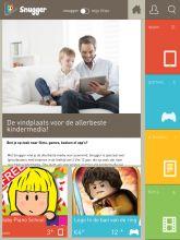 Snugger is een app voor tablets waarmee uw bezoekers met kinderen in de leeftijd van 2 t/m 12 jaar eenvoudig de allerbeste kindermedia kunnen vinden. Of het nu gaat om films, games, boeken of apps. Een redactie, die opgeleid is om kindermedia te beoordelen, selecteert de media en voorziet alles van onafhankelijke recensies.