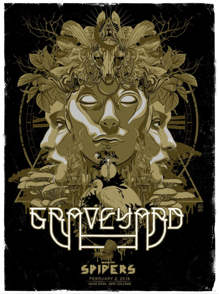 Graveyard - Vance Kelly - 2016 ----
