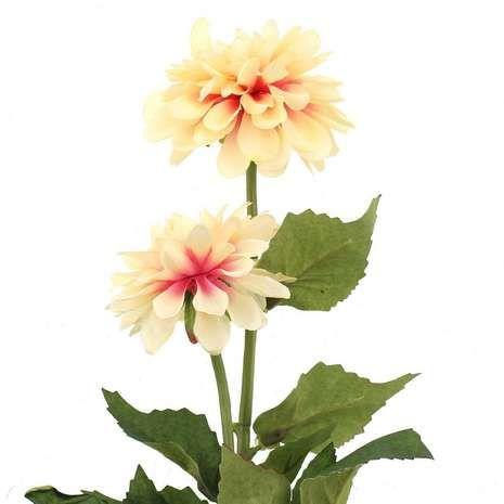 Dahlia Spray Flower   Dunelm