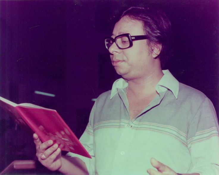 Remembering Rahul Dev Burman on his 78th birth anniversary. (27-06)