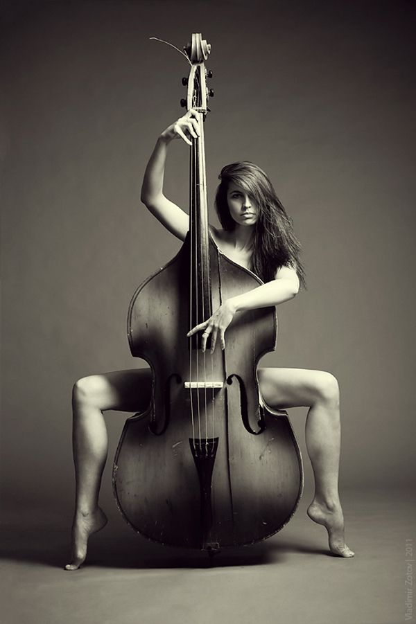 hmmm....Just me and my BASS......rofl