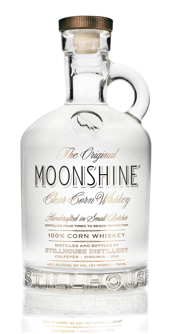 Moonshine, the South's unofficial official beverage, became legal in 2008. In that short time, a number of tax-paying distilleries have popped up throughout the region.