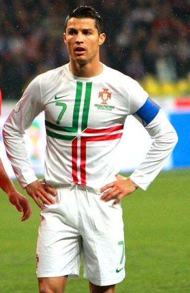 Cristiano Ronaldo Ballon d'Or 2008, 2013 et 2014, Meilleur buteur de la Selecção Portugaise