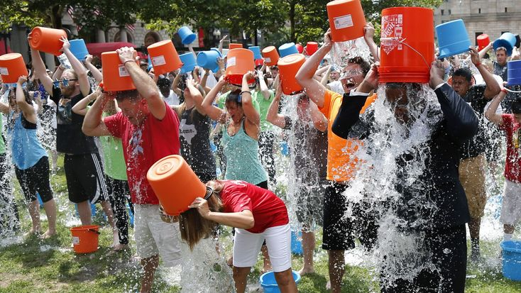 John Hopkins Researchers Attribute ALS Research Breakthrough To 2014's Ice Bucket Challenge