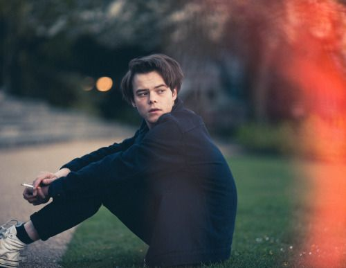 Charlie Heaton from Stranger Things