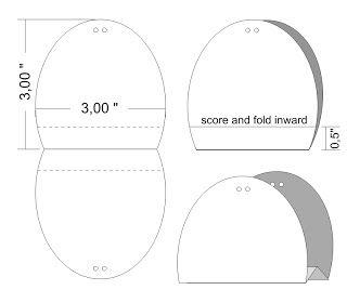 StampingDani: Template per segnaposti / Placeholder template