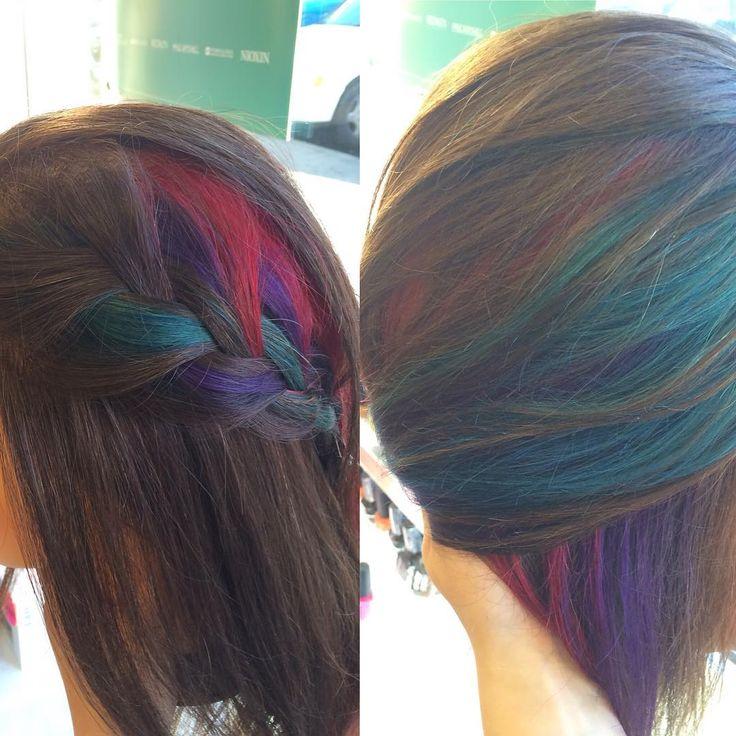 17 Best Images About Color Block On Pinterest: 1000+ Ideas About Color Block Hair On Pinterest