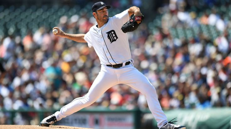 Houston Astros acquire Justin Verlander from Detroit Tigers