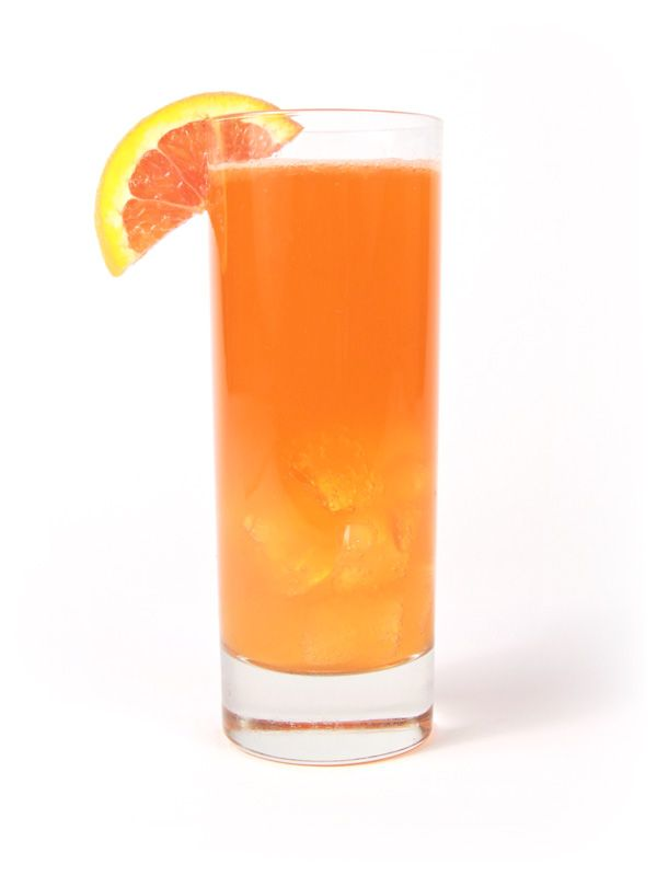 Honey Crush - 1½ oz Snowfox - 1 oz honey - 1 oz lemon juice - orange crush  Combine Snowfox, honey and lemon juice in shaker. Strain into a collins glass filled with ice. Top with orange soda.
