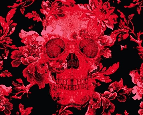 skull wallpaper would be awesome