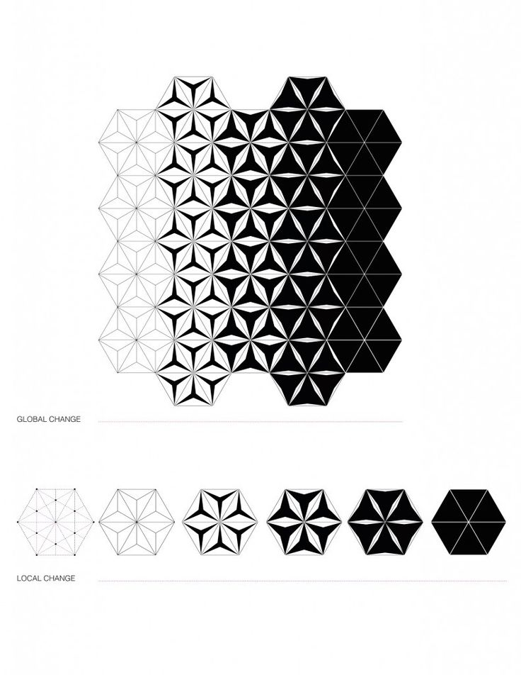 Minimal Surface:  What will Brigitte do with her love of hexies next? http://www.retroj.am/mandala-tattoos/