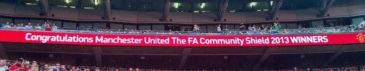 2013 FA Community Shield winners!