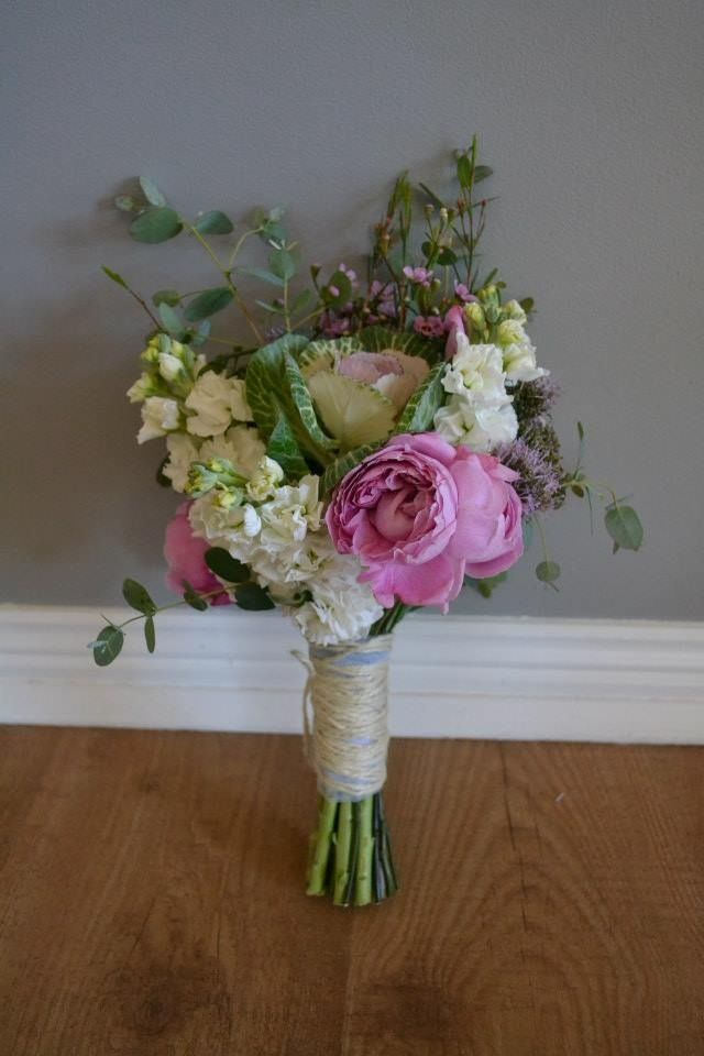 Hall wedding 2013 { Flowers by Sweet William Floral Creations }