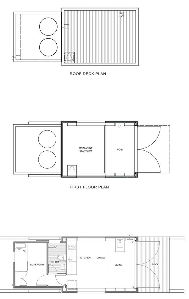 27 best Small houses Plans images on Pinterest