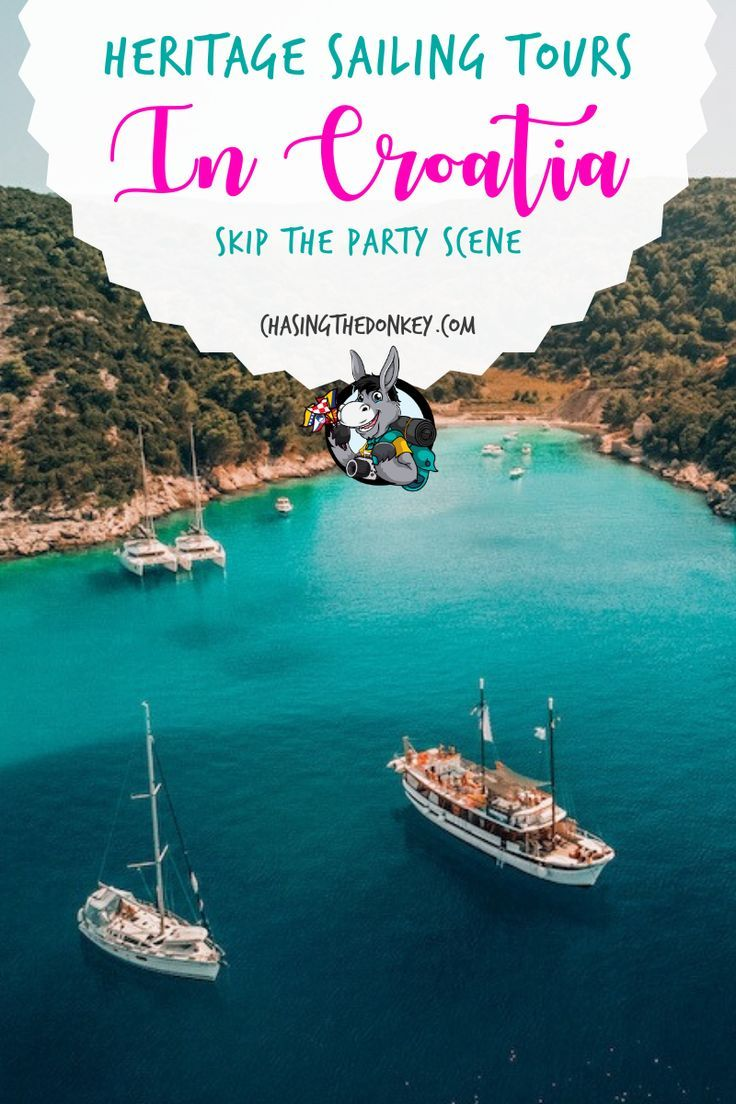 Set Sail With Horizon Sail And Get Back To Your Roots Chasing The Donkey In 2020 Sailing Croatia Croatia Travel Balkans Travel