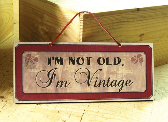 Decorative Wall Sign with Funny Wine Saying Wine by AbeloClocks, $14.00