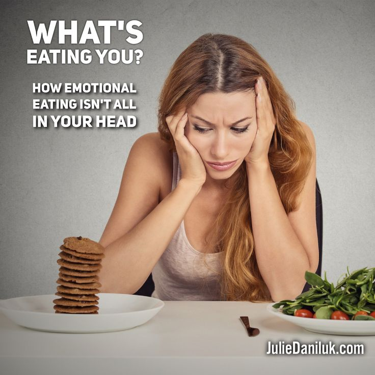 What's Eating You? How Emotional Eating Isn't All In Your Head | #MealsThatHeal