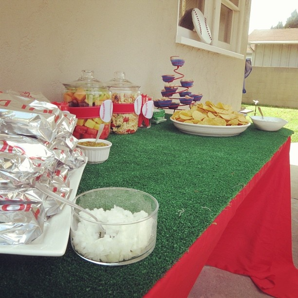 Baseball Baby Shower