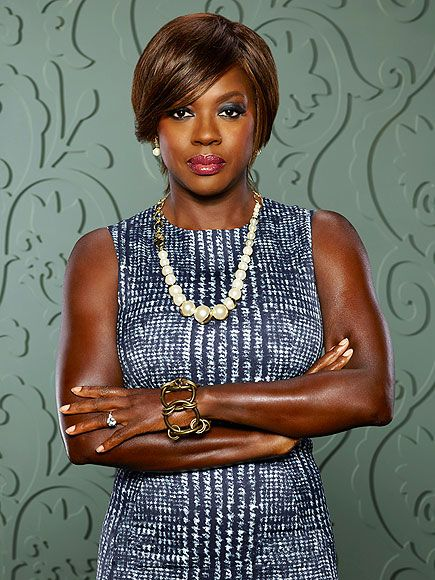 How to Get Away with Murder stars Viola Davis as an African-American female defense lawyer along with a diverse supporting cast. (observation)