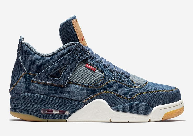 Air Jordan 4 Levis Denim AO2571-401 Official Release + Price Info | SneakerNews.com