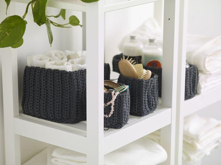 Ikea Badkamer Opbergers : Badkamer mandjes full size of met mandjes prachtige voorbeelden