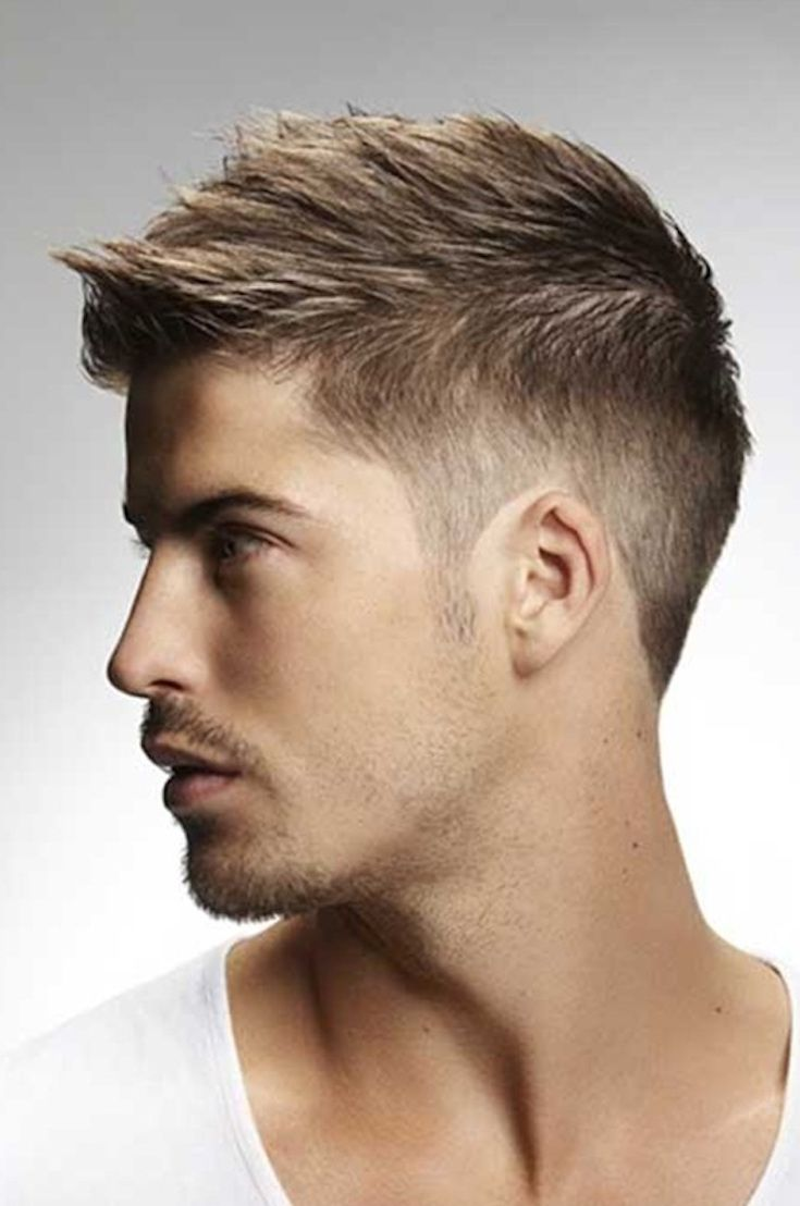 How To Style Short Hair Men Best 25 Short Hair Styles Men Ideas On Pinterest  Man Hair Style .