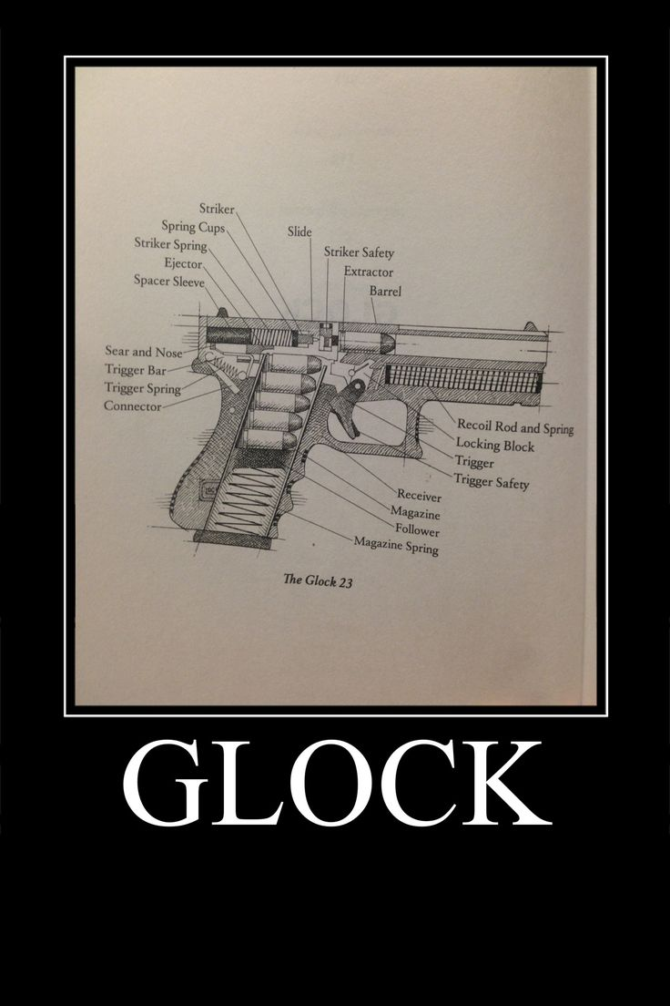 Free body piercing by glock   best Waffen images on Pinterest  Hand guns Tactical gear and
