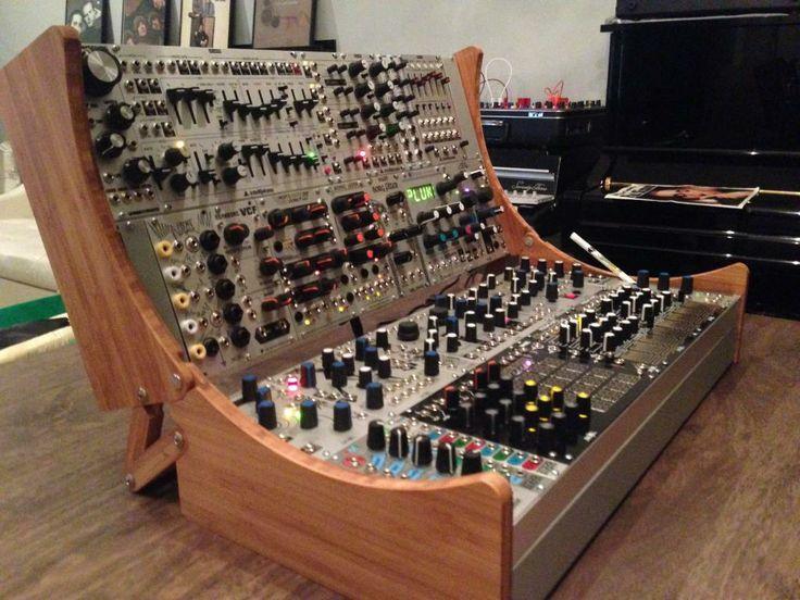 goikes folding case modular in 2019 synthesizer music moog synthesizer electronic music. Black Bedroom Furniture Sets. Home Design Ideas