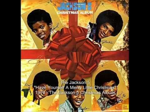 The Jackson 5 - Have Yourself A Merry Little Christmas