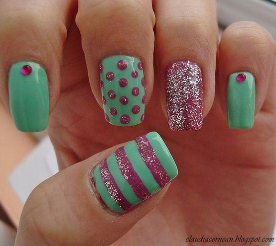 Nail Nail, Design And Nail Design