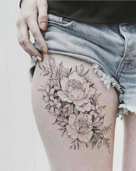 Piercing intim baby 41+ ideas for 2019 | Thigh tattoo