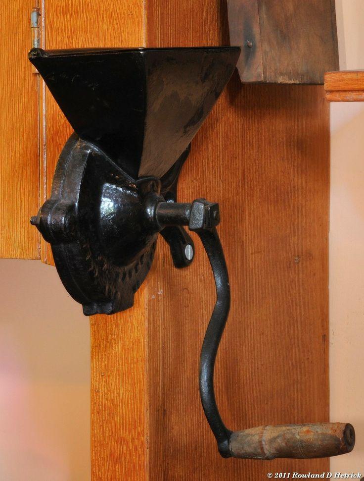 industrial coffee grinder used