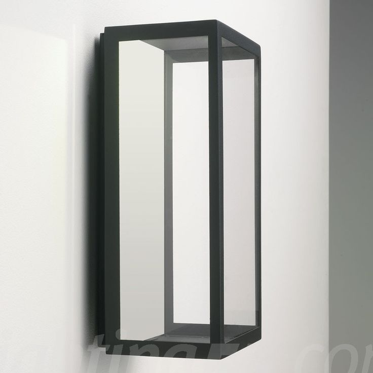 Puzzle LED outdoor wall sconce #modern #led #outdoorlighting #wallsconce & 25 best Outdoor Lighting images on Pinterest | Outdoor lighting ...