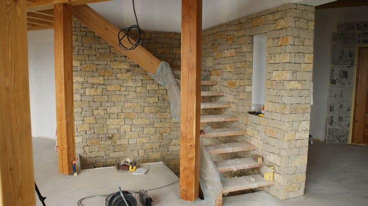 Les 25 meilleures id es de la cat gorie mur pierre seche sur pinterest - Interieur maison pierre ...
