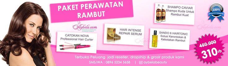 Paket Perawatan Rambut (Solusi Rambut Indah Seperi Disalon) - Aybela.com Toko Online Kecantikan dan Kesehatan