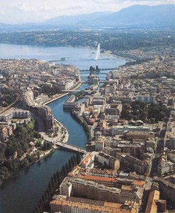 Geneva - What an amazing city and was fortunate enough to have lived there!