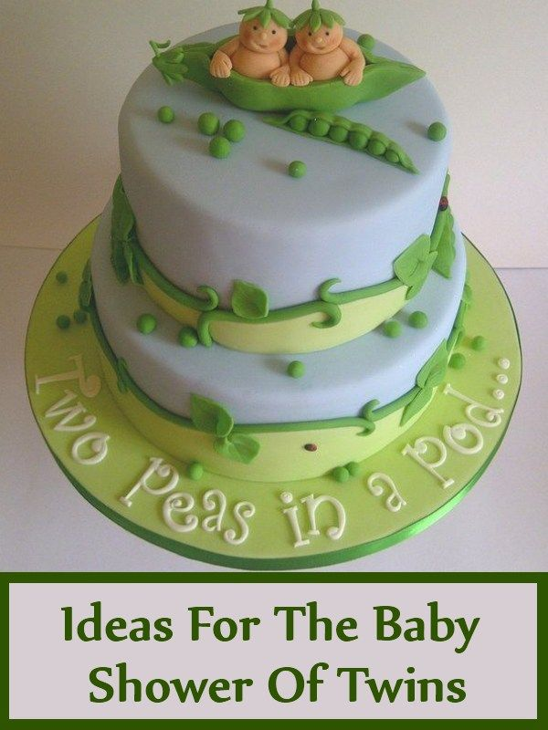 5 Ideas For The Baby Shower Of Twins