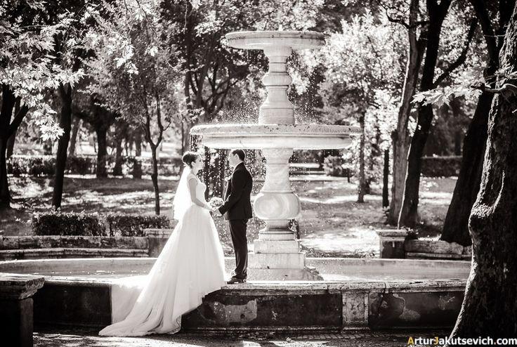 Wedding in Italy: elopement in Rome Castello Della Castelluccia