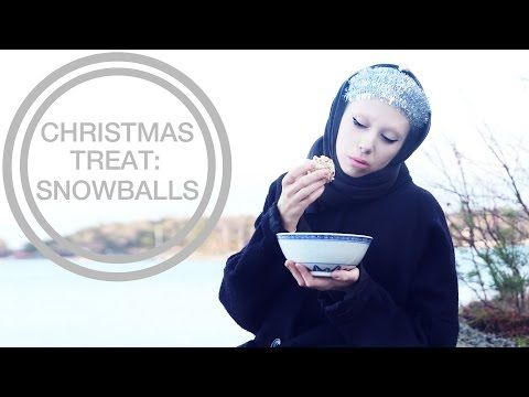 CHRISTMAS TREAT - SNOWBALLS - YouTube