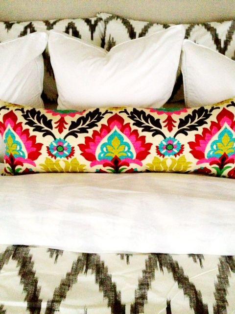West elm chevron duvet bedroom inspiration pinterest for Bedroom inspiration west elm